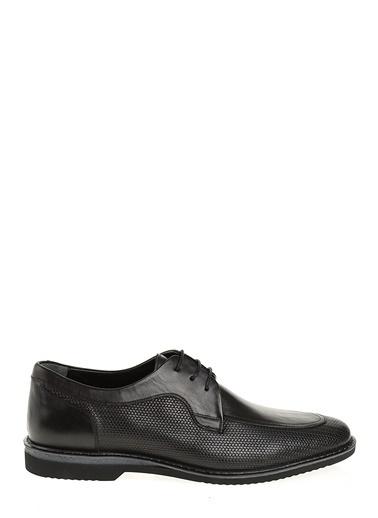 Daffari Bağcıklı Klasik Ayakkabı Siyah